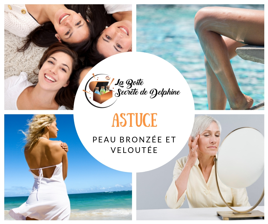 Article : Prolongez votre bronzage et sauvez votre peau ! de Secrets de Santé