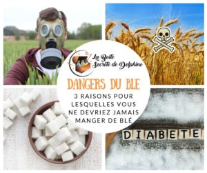 Illustration de l'article : Dangers du blé