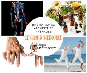 Illustration de l'article : Quel est le plus grand mensonge sur les rhumatismes, l'arthrite et l'arthrose