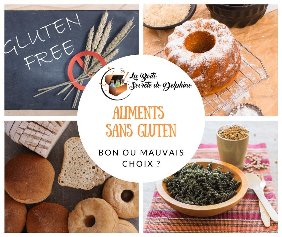 Pourquoi les aliments sans gluten peuvent être un mauvais choix ?