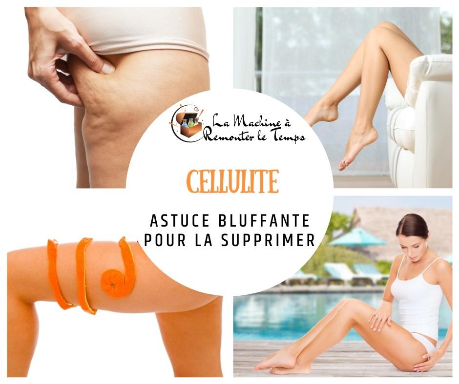 ✂️ Astuce bluffante pour supprimer la cellulite…
